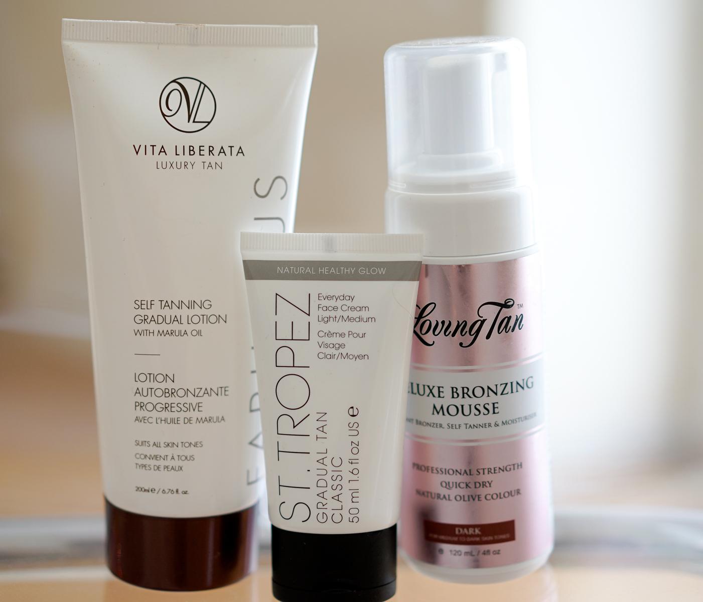 Aline Cara Luna Cosmetic essentials