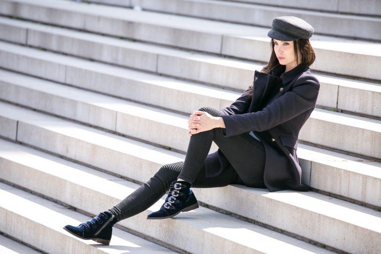 Aline Cara Luna Military Obsession