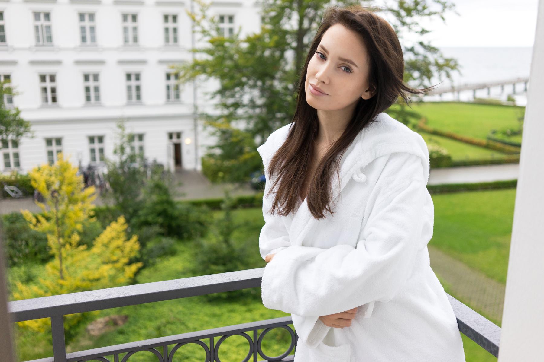 Aline Cara Luna Grand Hotel Heiligendamm