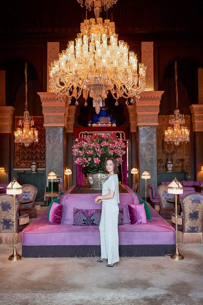 Aline Cara Luna Selman Marrakech